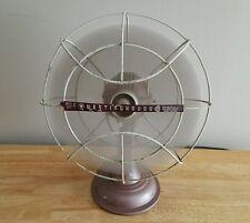 Vintage Rare Westinghouse Misty Rose Fan Runs Original Art Deco  - Clean