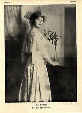 Lina Woiwode (österreichische Schauspielerin) 1916