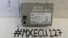 MERCEDES E Class W211 centrale blocco Gateway Modulo Controllo ECU a2115403545