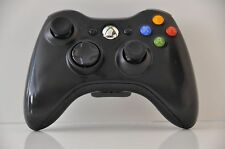 Pro Controller Microsoft xbox 360 Wired Controller (Glossy Black) New Free Ship