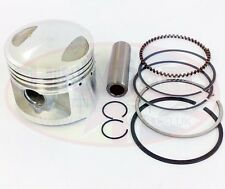 Piston & Rings Set for Pioneer Nevada 125 XF125L-4B with Twin Exhaust Port