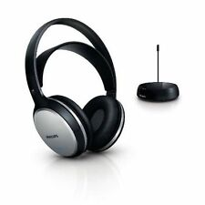 Philips shc5100 Fm Auriculares Inalámbricos w/rechargeable Batería Para tv/radio/mp3