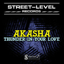 Akasha - Thunder in Your Love [New CD] Manufactured On Demand