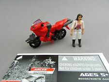 Transformers Revenge of the Fallen Arcee Human Alliance ROTF Mikaela Hasbro