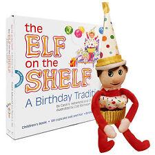 The Elf on the Shelf un anniversaire tradition enfants histoire livre Set + Noël Jouet