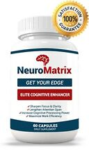 NeuroMatrix™ Elite Cognitive Enhancer for Memory, Processing and Neuroplasticity
