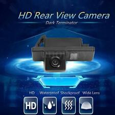 HD Waterproof Reverse CCD Rear View License Plate Camera For Nissan Pathfinder