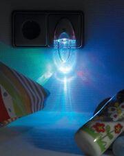 Veilleuse à couleur changeante et détecteur de lumière ''Arc-en-Ciel''