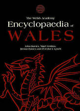 The Welsh Academy Encyclopaedia of Wales - Davies, John NEW Hardback - Reduced