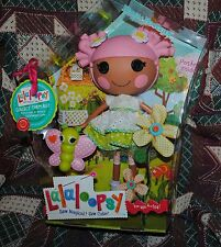 LALALOOPSY DOLL  BLOSSOM FLOWERPOT 13 OR 12 IN. NEW IN BOX