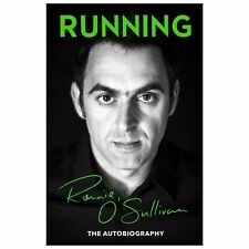 Running: The Autobiography, O'Sullivan, Ronnie, New Books