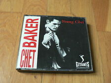 Young Chet 1953-1965 - 2 CD Emarcy Records / Gitanes France 1993