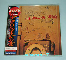 ROLLING STONES Beggars Banquet JAPAN mini lp cd UICY-93027 brand new & ss
