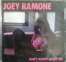 Joey Ramone - Don't Worry About Me [CD New] Columbia House pressing
