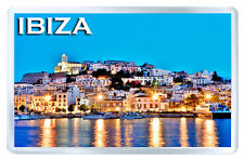 IBIZA SPAIN MOD2 FRIDGE MAGNET SOUVENIR IMAN NEVERA