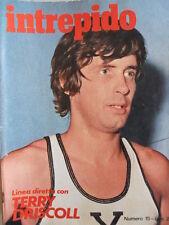 INTREPIDO n°15 1976 Terry Driscoll - Walter Casaroli - Franco Nones [G.248]