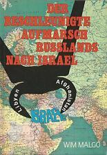 Der Beschleunigte Aufmarsch Russlands nach Israel / Wim Malgo / Buch
