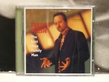 FREDDY FRESH - THE LAST TRUE FAMILY MAN CD COME NUOVO LIKE NEW