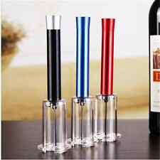 Fashion Stainless Steel Pneumatic Wine Bottle Opener Home Kitchen Tools Gadget 1