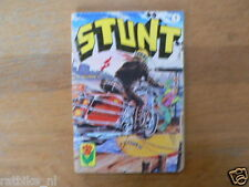 STUNT COMIC DUTCH NO 1,HARLEY, GOUDEN HELM