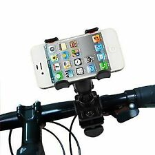 1 x Bike Bicycle Motorcycle Mobile Cell Phone Mount Holder Bracket Handlebar