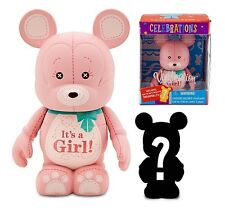 Disney Vinylmation Celebrations Series It's A Girl 3'' Figure + Mystery Junior