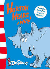 Horton Hears a Who! by Dr. Seuss (Paperback, 2004)
