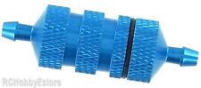 80118 Blue Aluminum Upgrade Fuel Filter 1/8 Scale For HSP Himoto RC Nitro Buggy