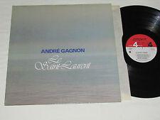 ANDRE GAGNON Le Saint-Laurent LP 1977 London Records Phase 4 Vinyl Canada VG+