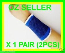 4 x WRIST SUPPORT SPORTS GUARD GYM WORKOUT BRACE RELIEF PROTECTION BREATHABLE