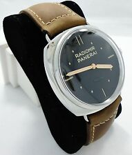 PANERAI RADIOMIR S.L.C 3 DAYS LIMITED EDITION BLACK DIAL BOX & PAPERS PAM425
