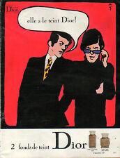 Publicité advertising (René Gruau)