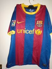 Barcelona 2010 2011 Home fanshirt small tony 2