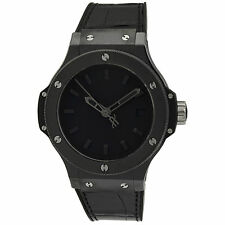 Hublot Big Bang Black Ceramic Men's Automatic Watch 365.CM.1110.LR