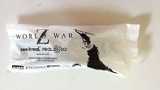 RARE NEW WORLD WAR Z MOVIE PROMO 3D GLASSES - REAL D BRAD PITT PLAN B ZOMBIE