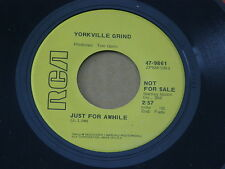 "YORKVILLE GRIND THREE RING CIRCUS RCA orig US GARAGE PSYCH 7"" 45 NM HEAR"
