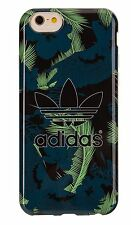 Adidas Female Bird Leaf Cover Case for iPhone 6 & 6S - Green