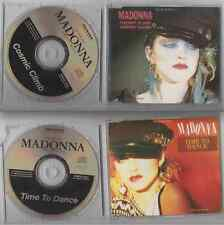 2 Madonna Otto Von Wernherr Early Years Cosmic Climb & Time To Dance CD Singles