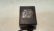 Vtg Genuine VideoTect Solidex Model DV-1250 Replacement AC Power Cord Adapter