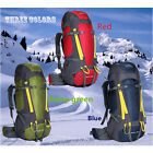 Free Postage Wateproof 75L Camping Hiking Mountain Tavel Sport Backpack Rucksack
