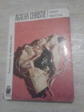Agatha Christie - POIROT INVESTIGA - 1979 - IN SPAGNOLO - Biblioteca Oro