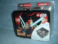 LUNCHBOX Ultimate Starter Kit STAR WARS Lego Nintendo DS Lite R2D2 Yoda Grevious