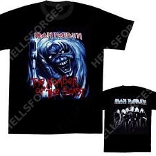 IRON MAIDEN T-SHIRT Number Of The Beast XXL NEUF tee