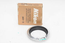 Nikon BR-2 Macro Adapter Ring for Bellows                                   #478