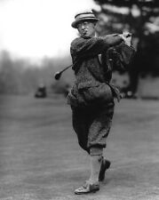 Amateur Golfer WALTER TRAVIS Glossy 8x10 Photo Golf Print Swing Poster