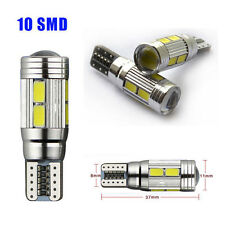 T10 10 SMD 501 W5W Car LED Light Bulb ERROR FREE CANBUS Interior Parking Lamp