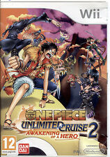 ONE PIECE UNLIMITED CRUISE 2 - NUOVO E SIGILLATO, EDIZIONE ITALIANA, NO IMPORT!