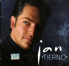 JAN Tierno 2008 CD con exitos y mas New & Sealed actor y cantante de DKDA