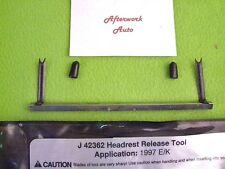 Kent Moore J-42362 Headrest Release Tool for 1997-later Cadillac