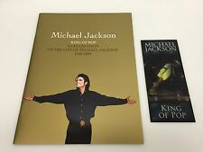 MICHAEL JACKSON THIS IS IT CONCERT TOUR TICKET MEMORIAL PROGRAM 100% ORIGINAL